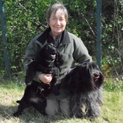 Annie avec Jilly et Fytie